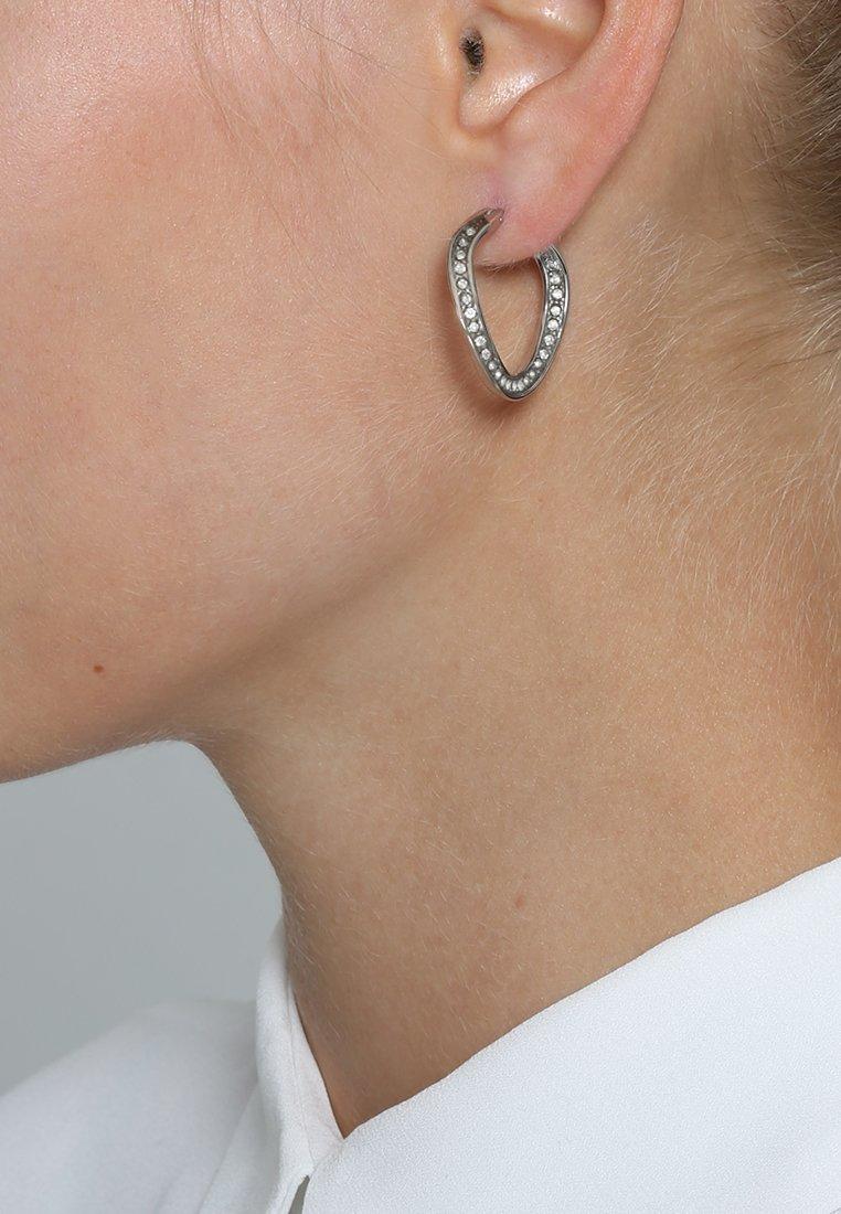 Women CLASSICS - Earrings - silver-coloured