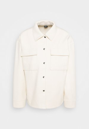 MAJKEN JACKET - Manteau court - whitecap gray