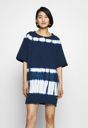 BROOKLYN - Day dress - indigo