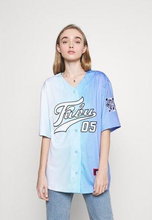 VARSITY GRADIENT BASEBALL - T-shirt print - blue