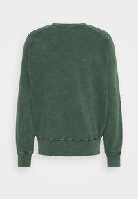 oftt - HEAVYWEIGHT RAGLAN - Sweatshirt - green - 7
