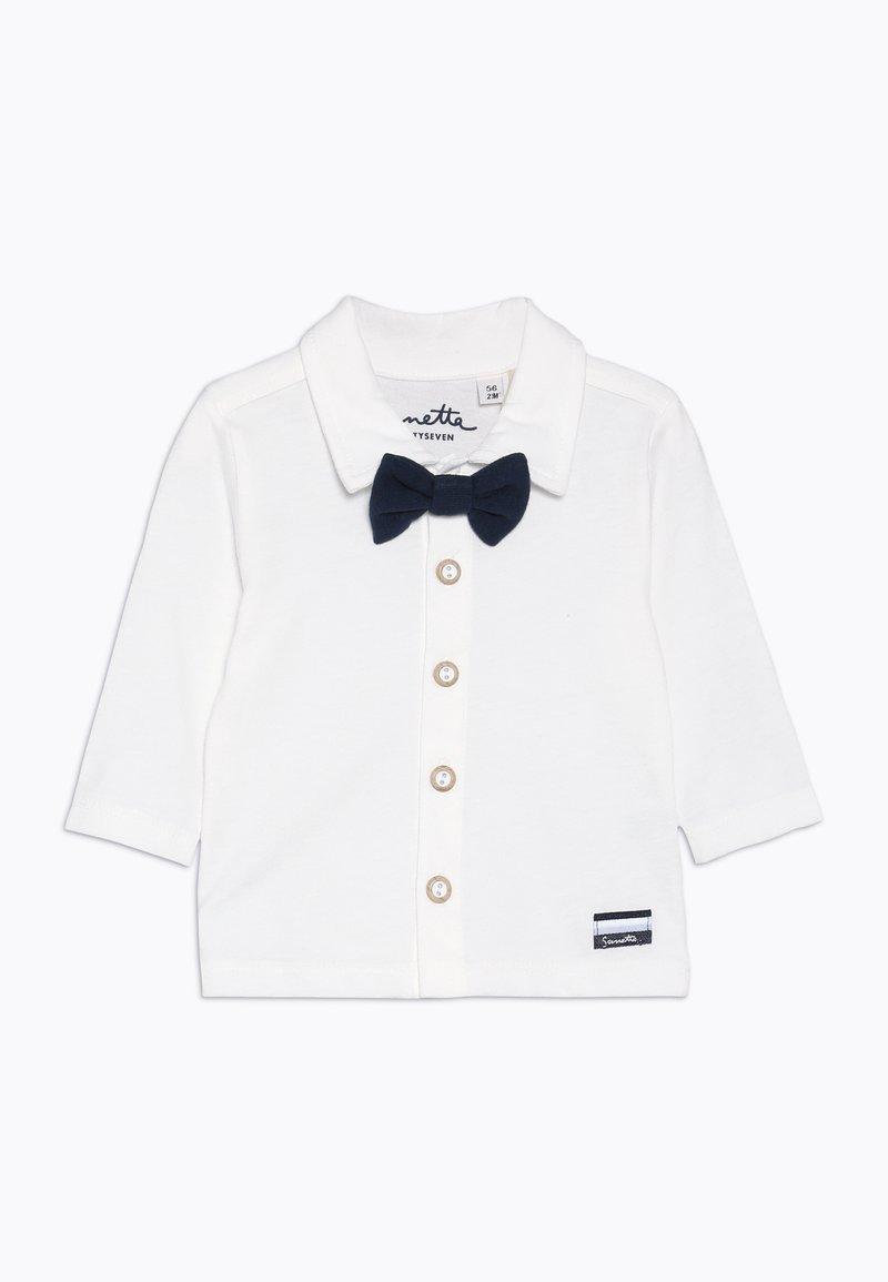 Sanetta fiftyseven - Camiseta estampada - ivory