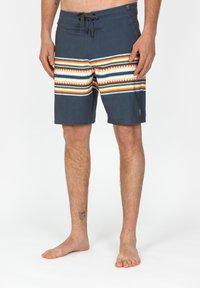 Roark - Swimming shorts - charcoal - 0