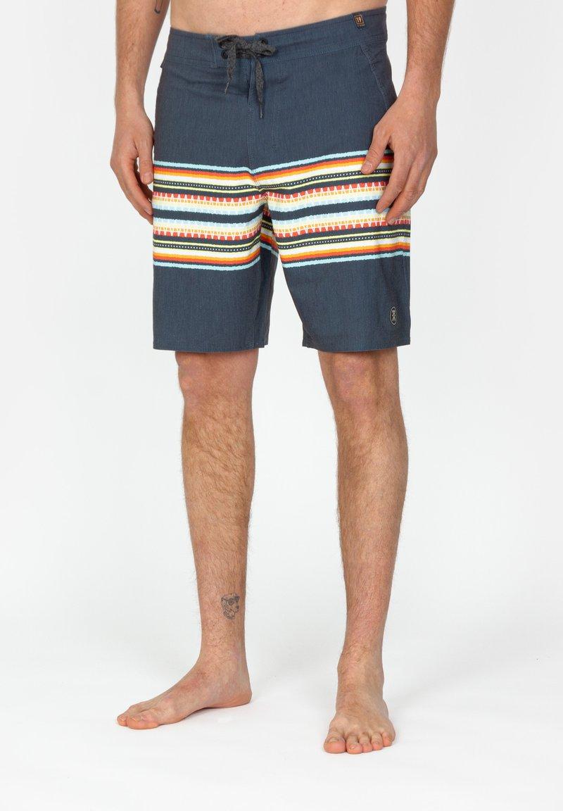 Roark - Swimming shorts - charcoal