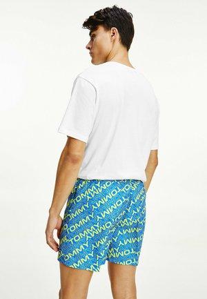 MEDIUM DRAWSTRING - Swimming shorts - prism blue