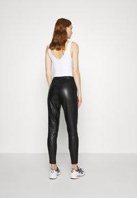 Calvin Klein Jeans - Trousers - black - 2