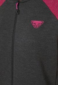 Dynafit - ZIP HOODY  - Zip-up sweatshirt - beet red - 2