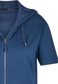 TR - Zip-up sweatshirt - blau - 2