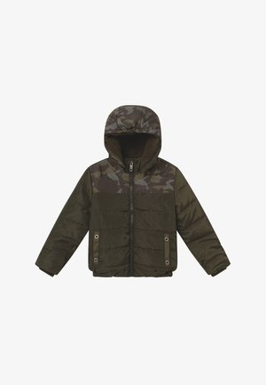 SMALL BOYS - Winter jacket - black olive