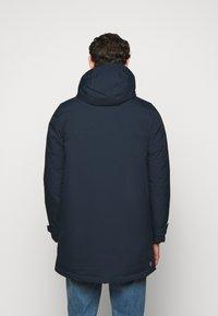 Colmar Originals - MENS JACKET - Abrigo de plumas - blue black - 2
