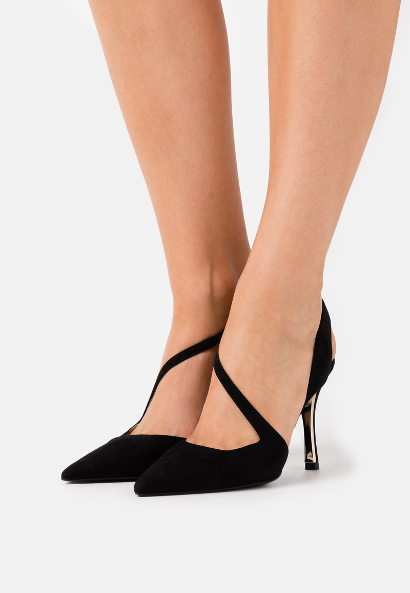 Furla - CODE SLINGBACK  - High heels - nero