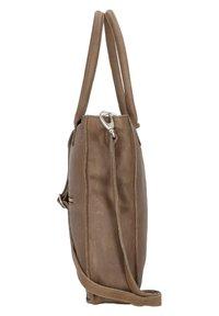 Cowboysbag - LAPTOPFACH - Tote bag - storm grey - 4