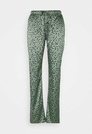Pyjama bottoms - khaki