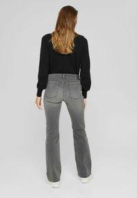 Esprit Collection - Bootcut jeans - grey medium wash - 2