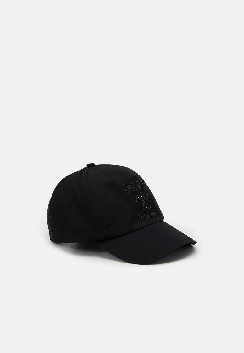 MOSCHINO - HAT UNISEX - Cap - black