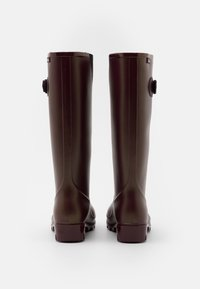 XTI - Wellies - burgundy - 3