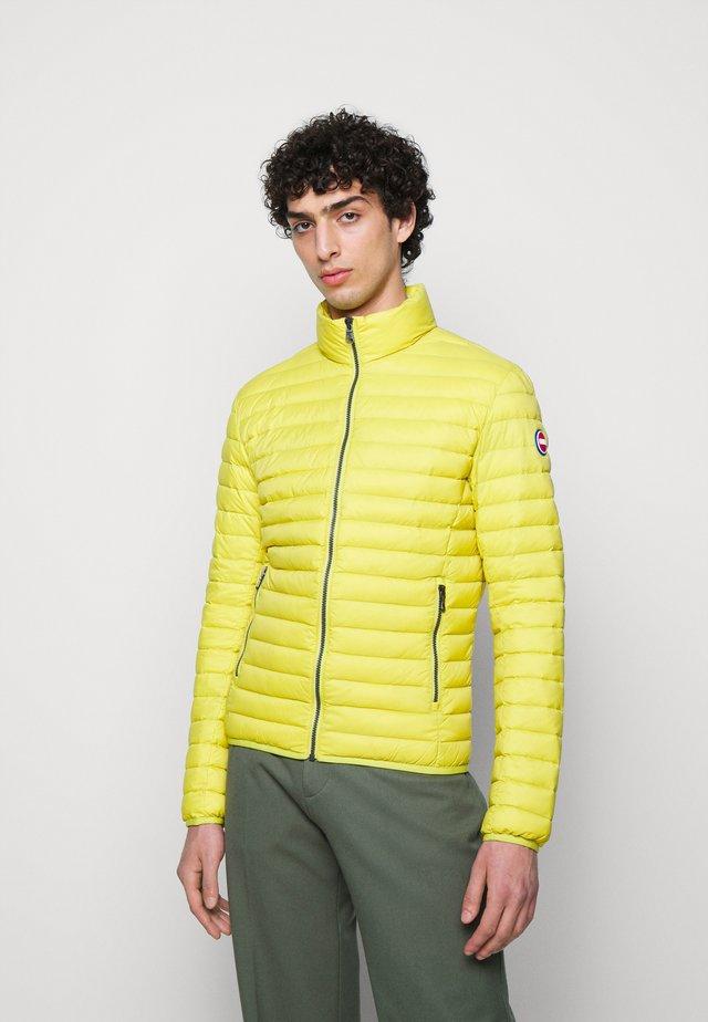 MENS JACKETS - Gewatteerde jas - yellow