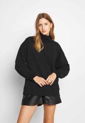 TURTLE CREW - Sweatshirt - black