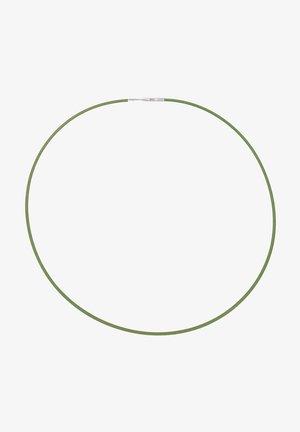 OMEGAREIF - Necklace - grün