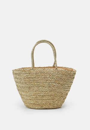 PCLIOLA BAG - Shoppingveske - nature