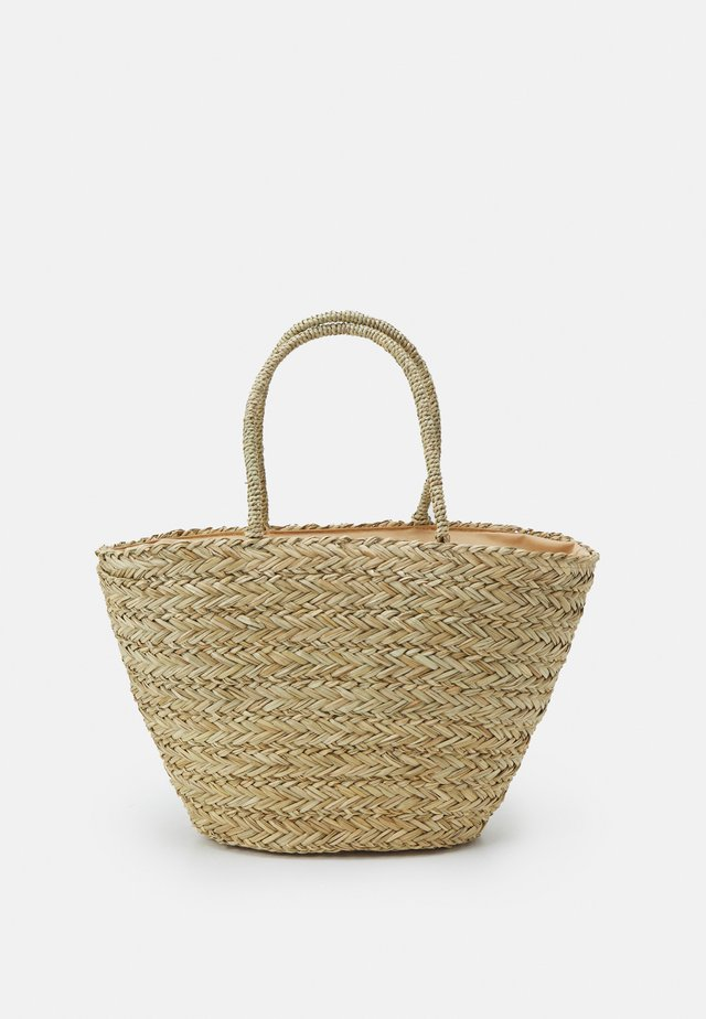 PCLIOLA BAG - Shopping bag - nature