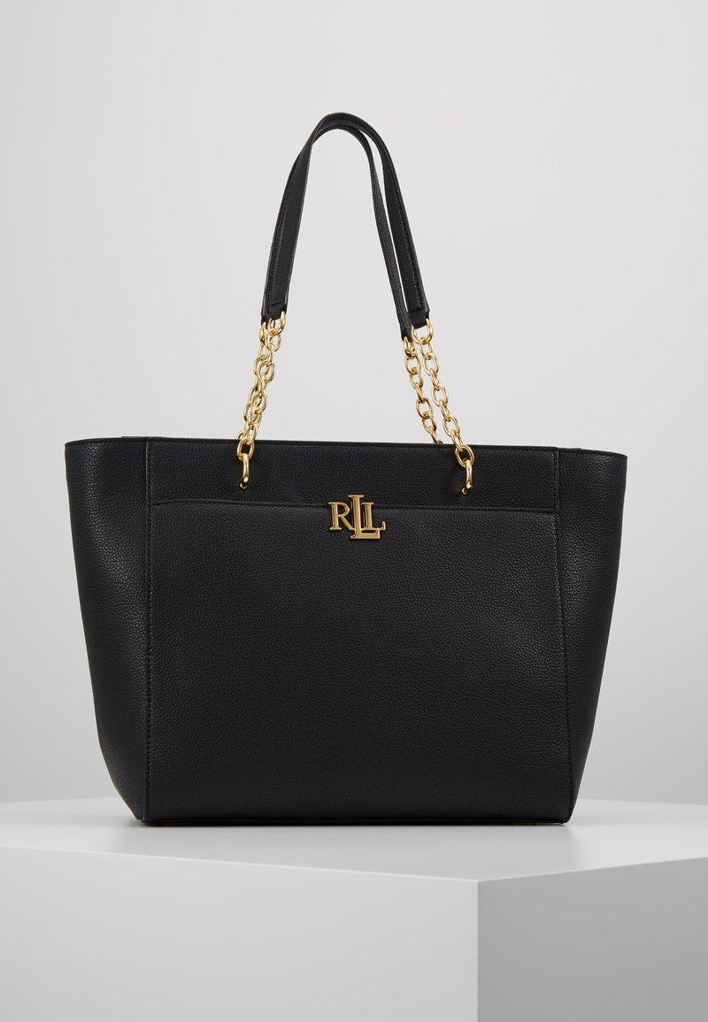 Lauren Ralph Lauren - CLASSIC LANGDON  - Handtasche - black