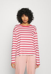 Monki - MAJA 2 PACK - Long sleeved top - blue/pink - 3