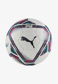 Puma - FINAL  - Football - white-rose red-ocean depths - 0