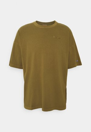CREWNECK - Basic T-shirt - olive