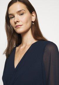 Lauren Ralph Lauren - BONDED DRESS COMBO - Cocktail dress / Party dress - lighthouse navy - 3