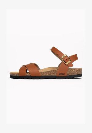 VALLADO - Sandals - camel