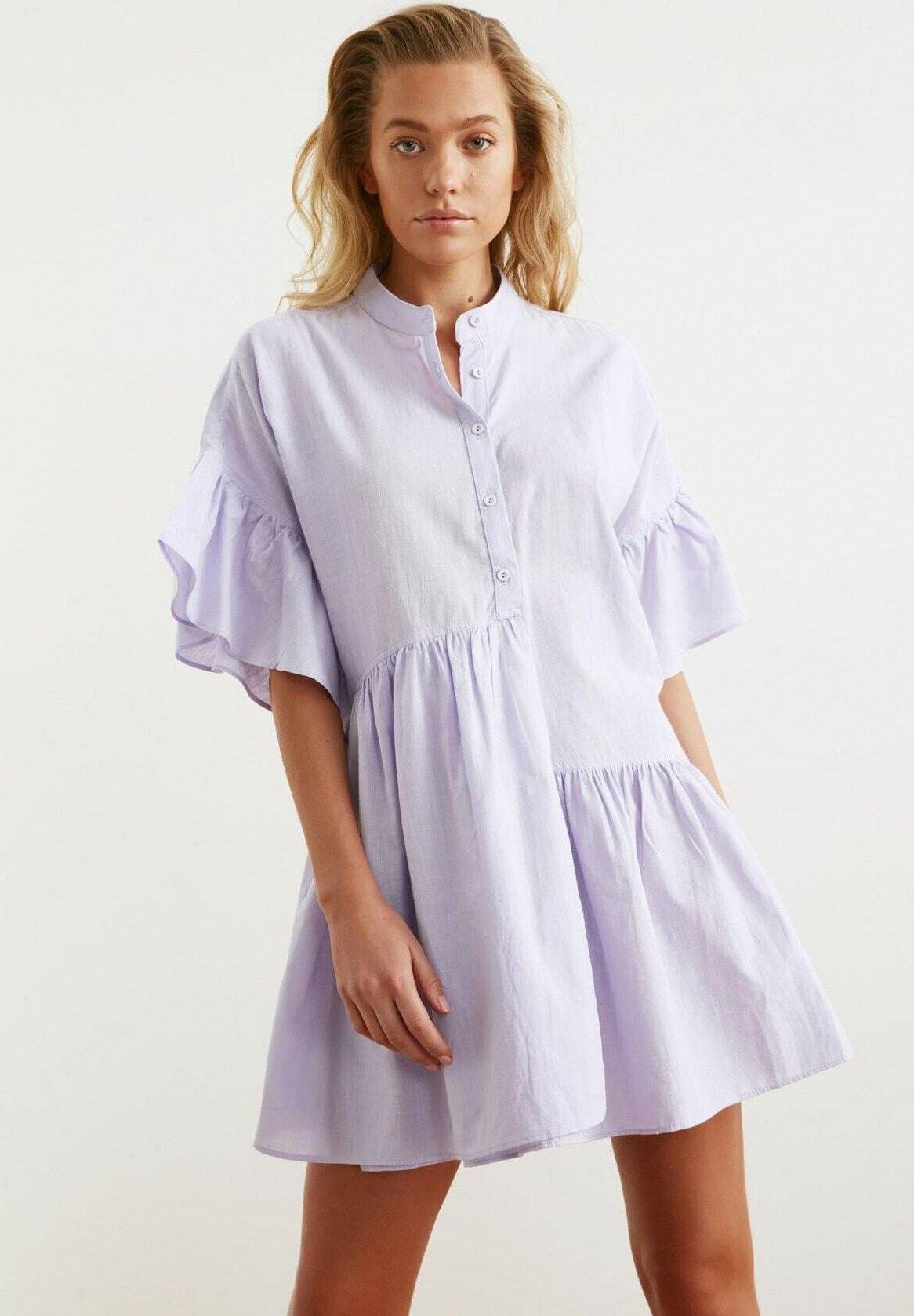 Mujer PARENT - Vestido camisero