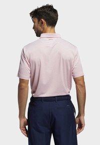 adidas Golf - ADIPURE OTTOMAN POLO SHIRT - Funktionsshirt - red - 1