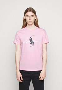 Polo Ralph Lauren - T-shirt imprimé - carmel pink - 0