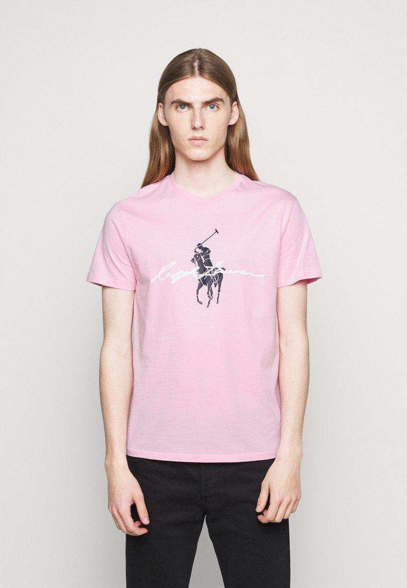 Polo Ralph Lauren - T-shirt imprimé - carmel pink