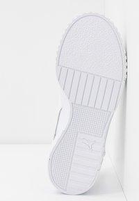 Puma - CALI GLOW  - Baskets basses - white - 6