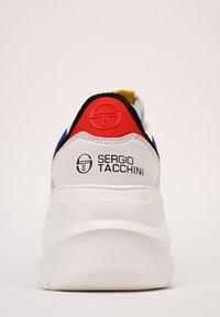 sergio tacchini - SNEAKER EXPERIENCE MIX - Trainers - white - 4