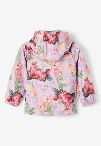 Name it - Waterproof jacket - pale lilac - 1