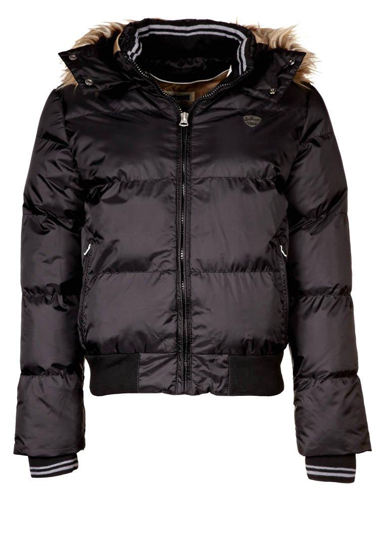 Schott - Winter jacket - black