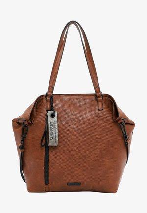 FANY - Tote bag - cognac