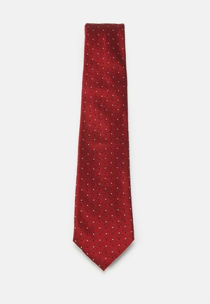 TIE - Tie - red