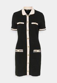 maje - RAVENY - Jumper dress - noir - 4