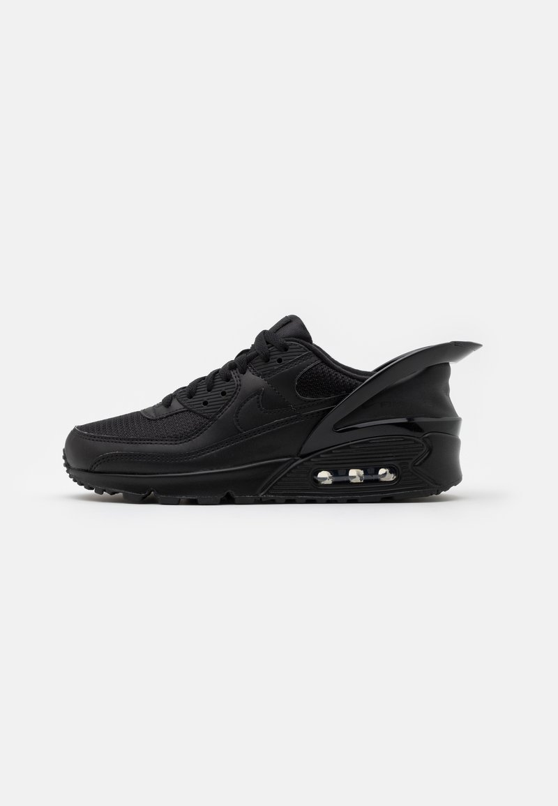 Nike Sportswear - AIR MAX 90 FLYEASE UNISEX - Trainers - black