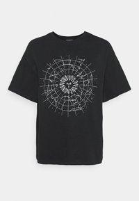 Even&Odd - T-shirt con stampa - black - 5
