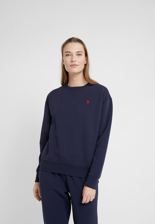 SEASONAL - Sweater - cruise navy