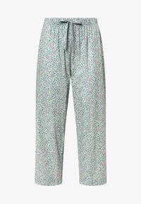 OYSHO - Pyjama bottoms - green - 5