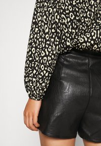 ONLY - ONLZILLE ONECK - Long sleeved top - black - 5
