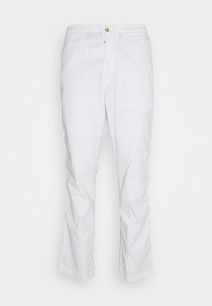 CLASSIC TAPERED FIT PREPSTER - Chino - white