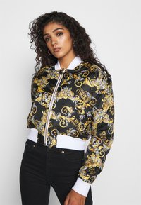Versace Jeans Couture - Bomber Jacket - nero - 3