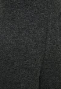 ONLY - ONLKAYLEE PANTS - Trousers - dark grey melange - 2